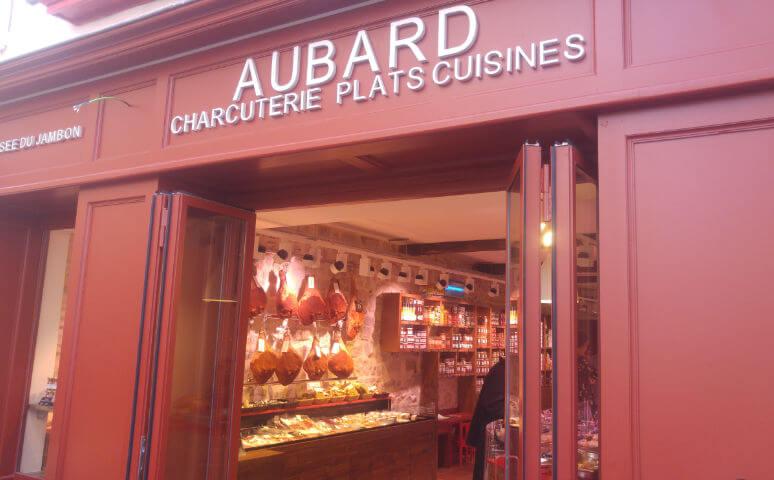 Charcuterie Aubard bayonne biarritz anglet